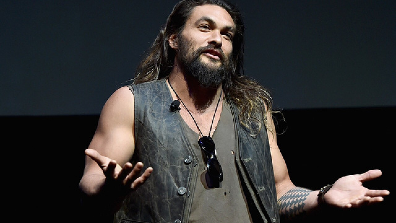 Jason Momoa, Game of Throne's 'Khal Drogo,' coming to Denver Comic Con