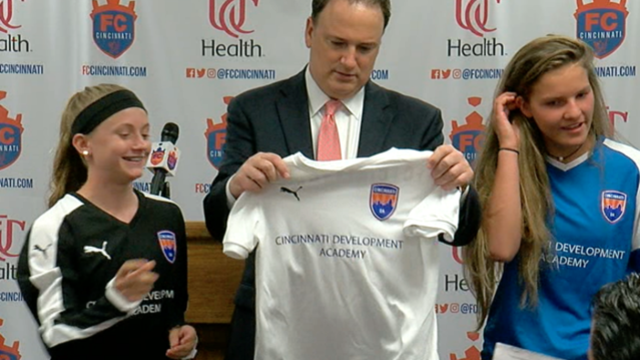 FC Cincinnati's commitment to soccer goes beyond the men's game -- so what will that mean?