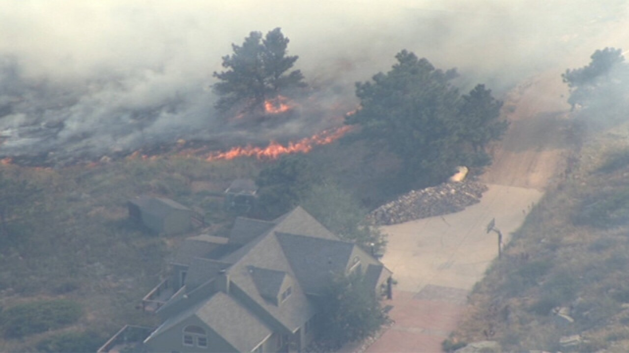 Homeowner 'eternally grateful' to firefighters