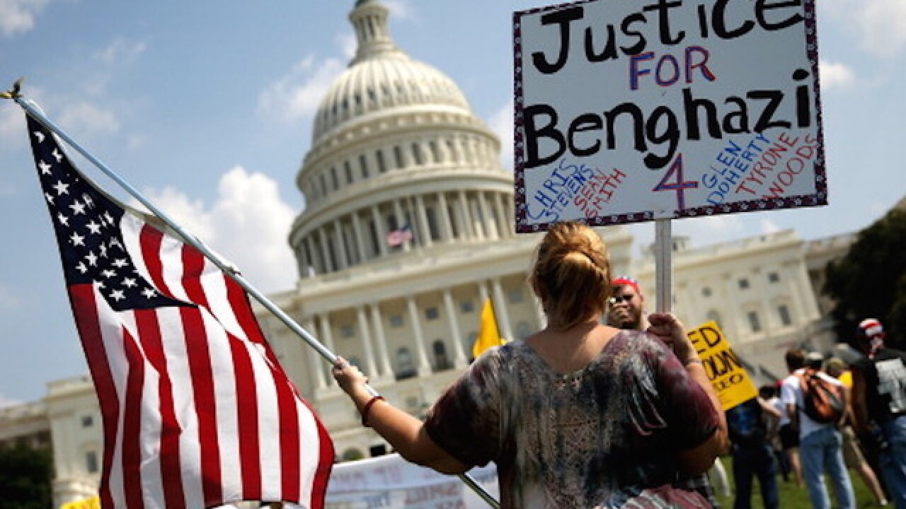 Benghazi suspect won't get death penalty