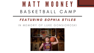 Matt Mooney Gonsioroski camp