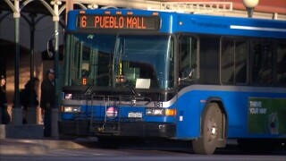 Bus crashes prevent Pueblo Transit service extension