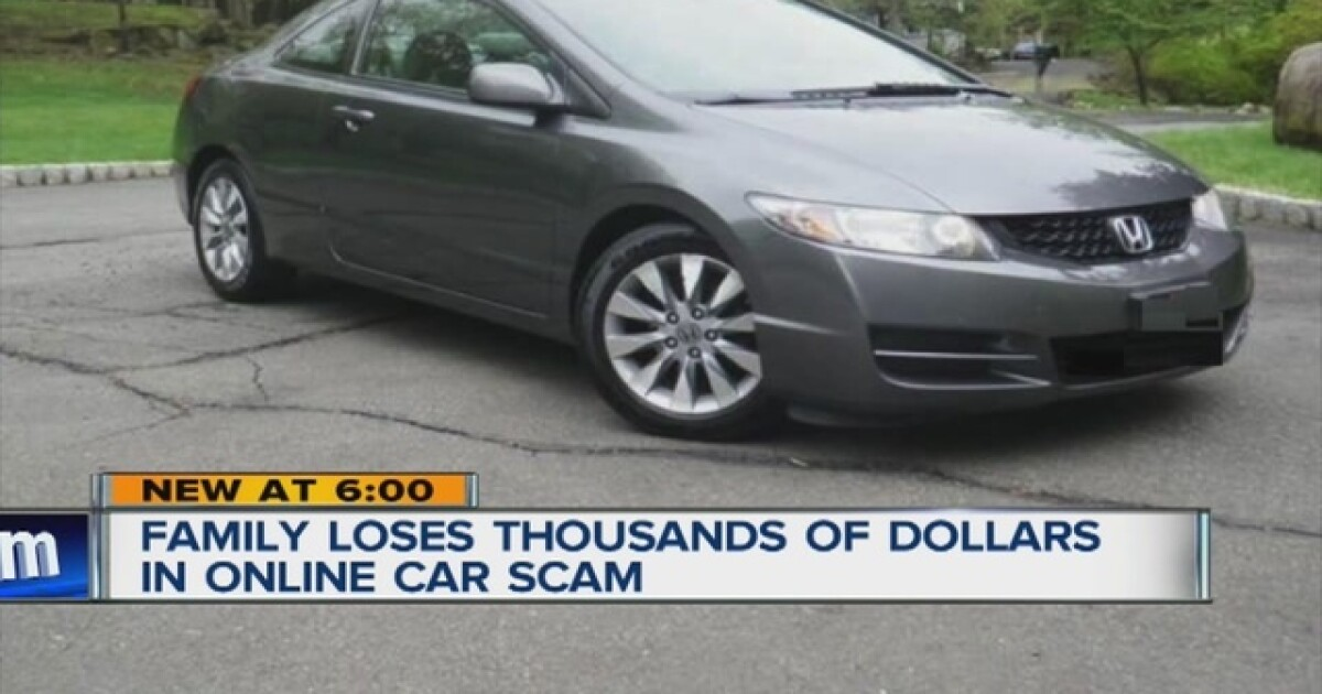 Woman Warns Of Craigslist Scam After Being Swindled Out Of Thousands For A Car