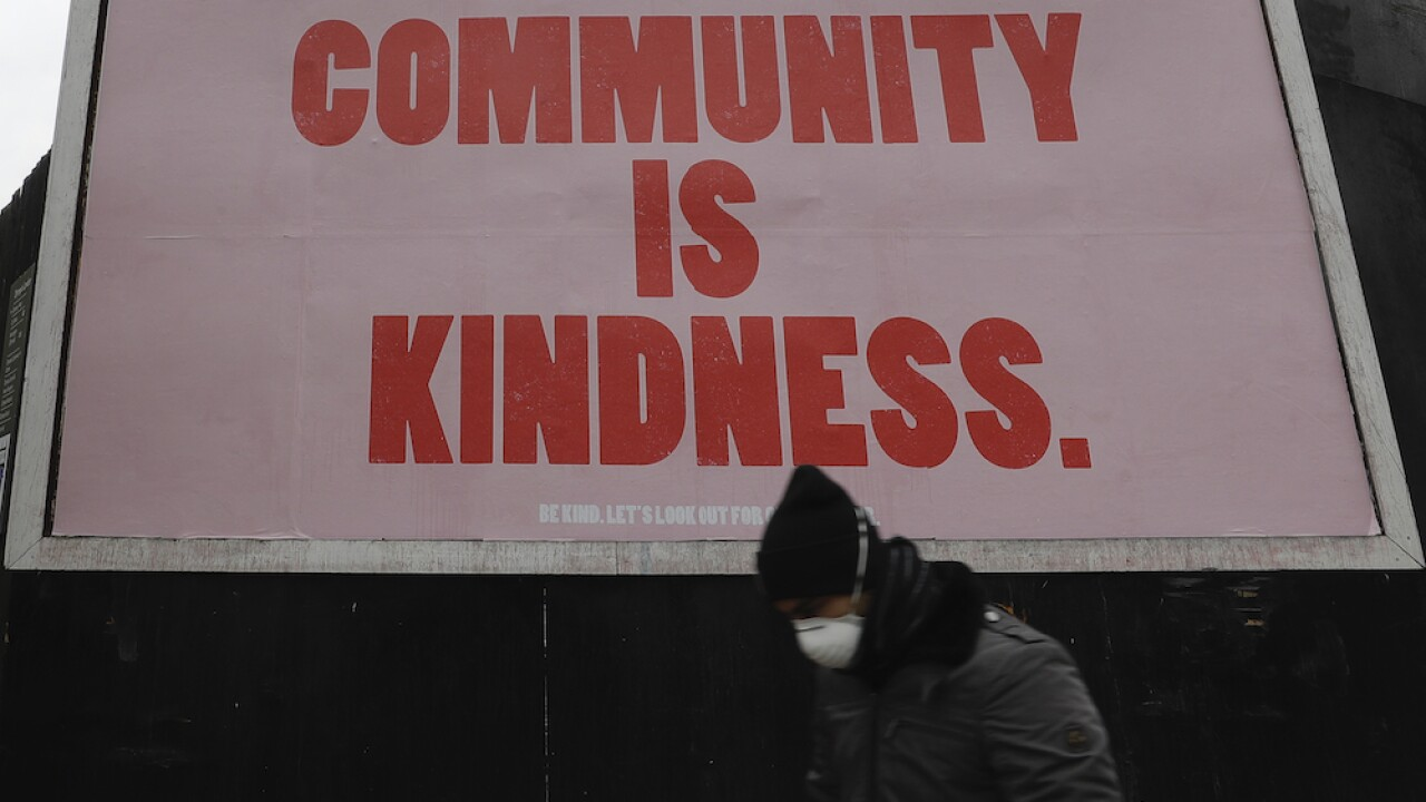Acts of kindness lead to happier — and sometimes, healthier — lives
