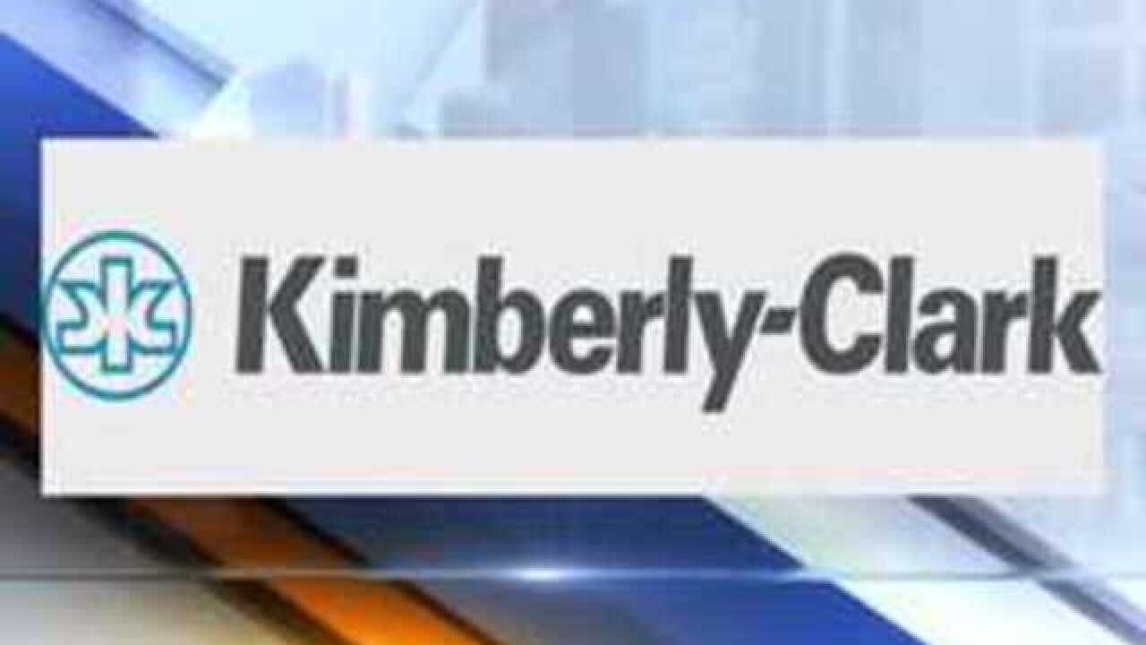 Kimberly-Clark tax package moving to Senate vote