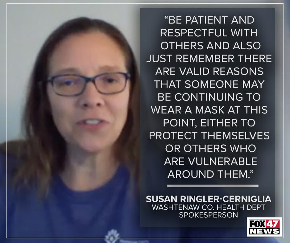 Susan Ringler-Cerniglia, MPH, Washtenaw County Health Department