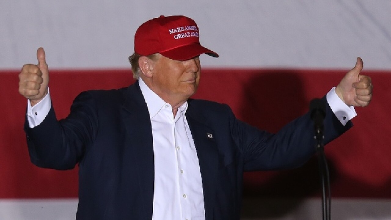 Trump looks to topple 2 more GOP rivals