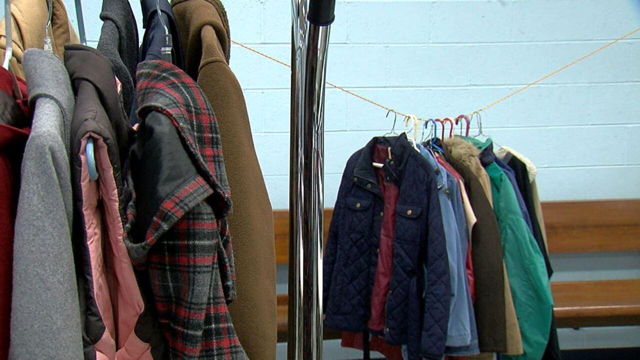 North College Hill Coat Racks