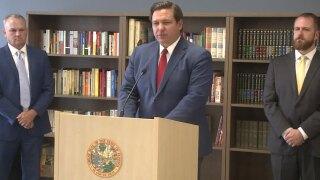 'School closures should be off the table,' Gov. Ron DeSantis says