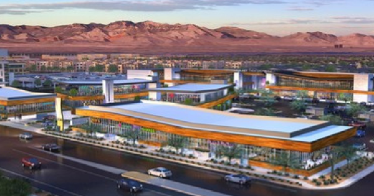 Local Favorites To Join The Bend Shopping Plaza In Southwest Las Vegas