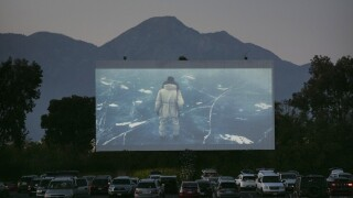 Would you attend a drive-in movie in Corpus Christi?