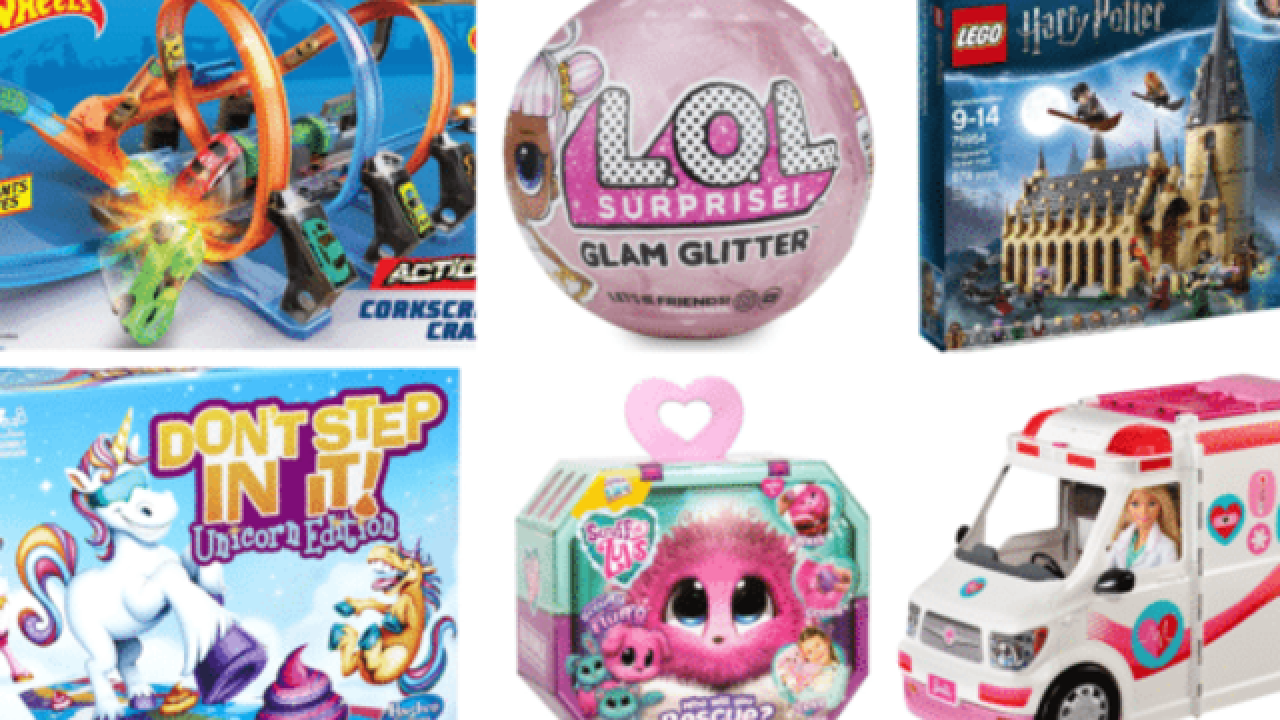 Here are 2 labels to check on toys to find out if they meet the latest safety standards