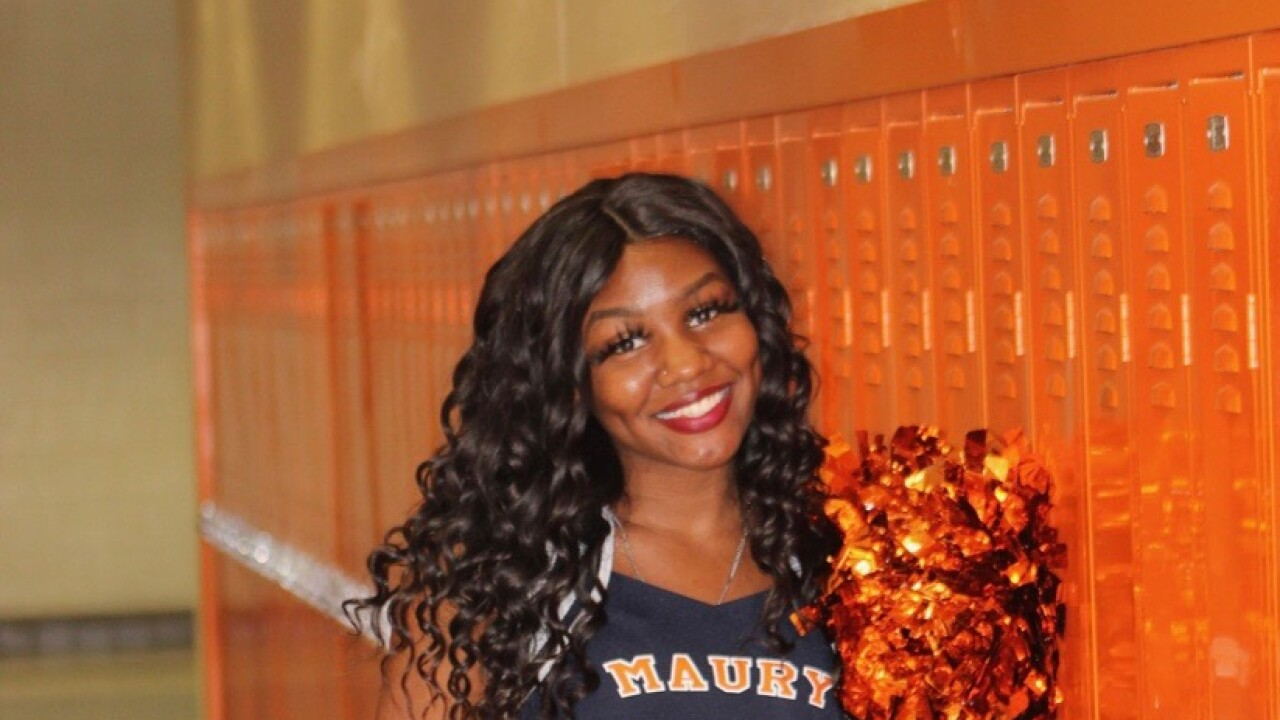 Makeyah Jones Class of 2020 Maury High School.JPG