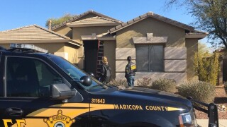 MCSO: Shots fired at Litchfield Park home with woman and two kids inside