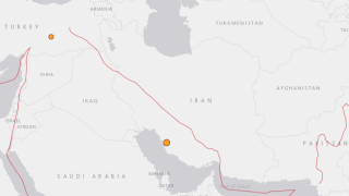 5.1 magnitude earthquake strikes in region of Iran that houses nuclear power plant
