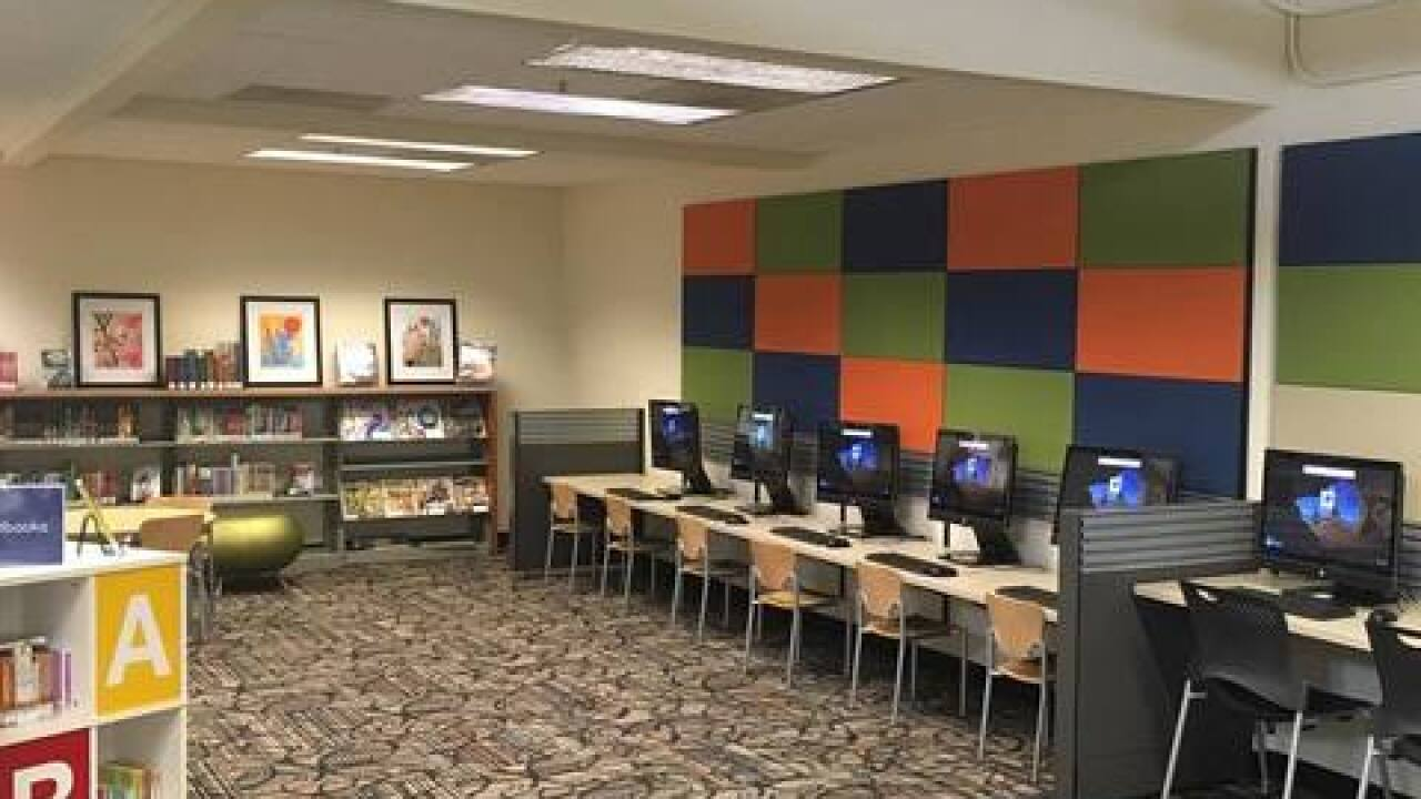 2 Pima County libraries reopen