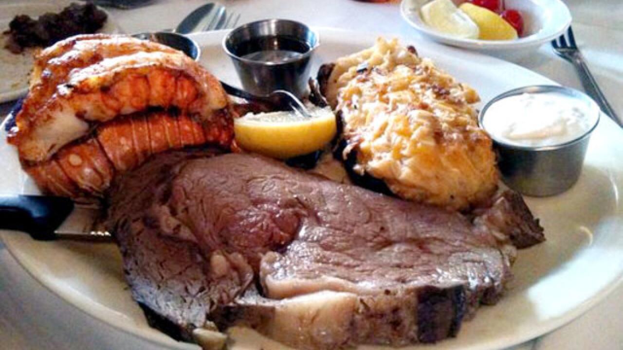 Where to eat prime rib in Las Vegas