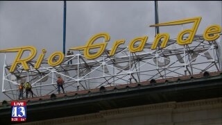 Uniquely Utah: Iconic 'Rio Grande' sign gets an upgrade