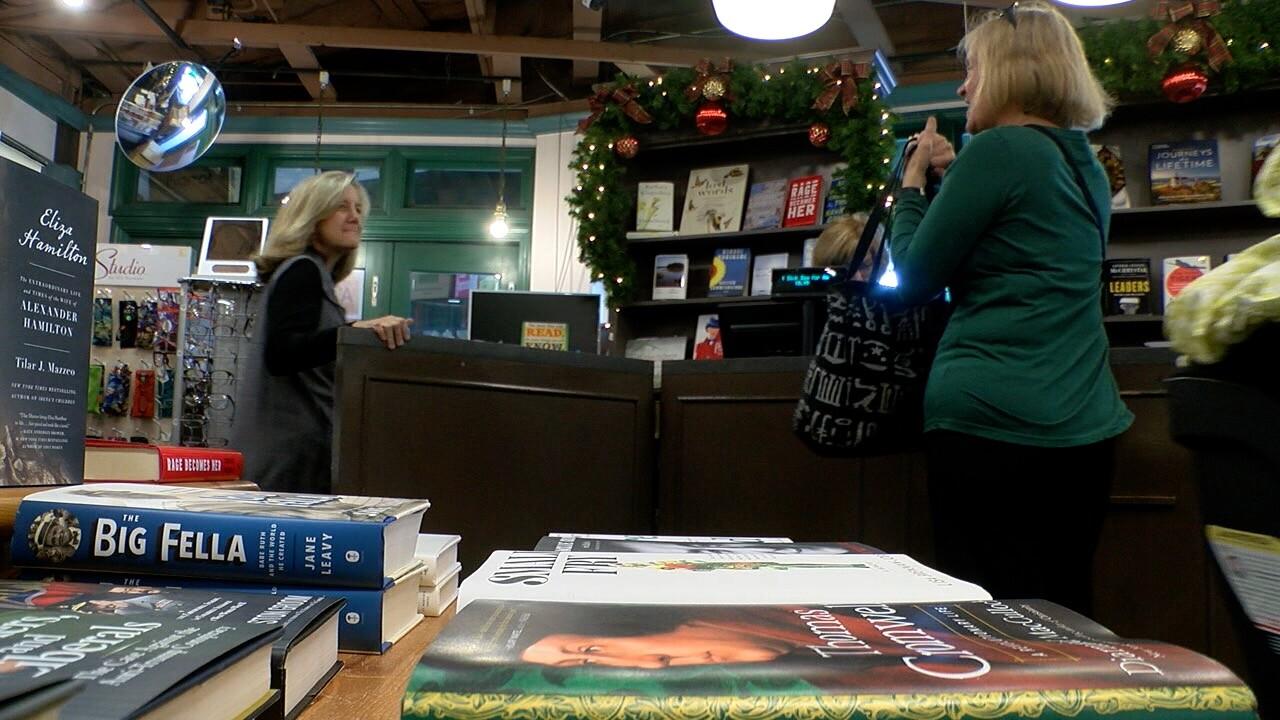 Bay books in Coronado