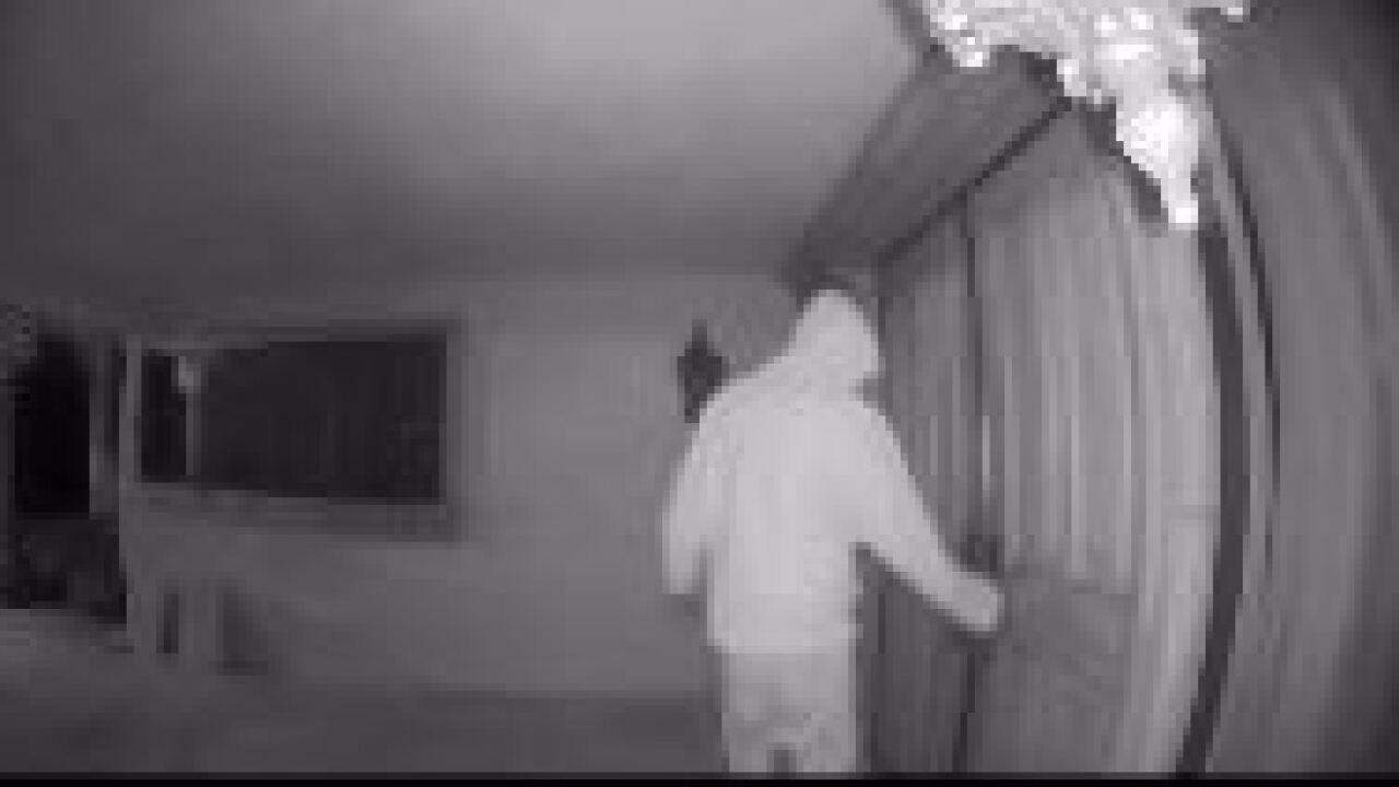 Attempted Home Intruder