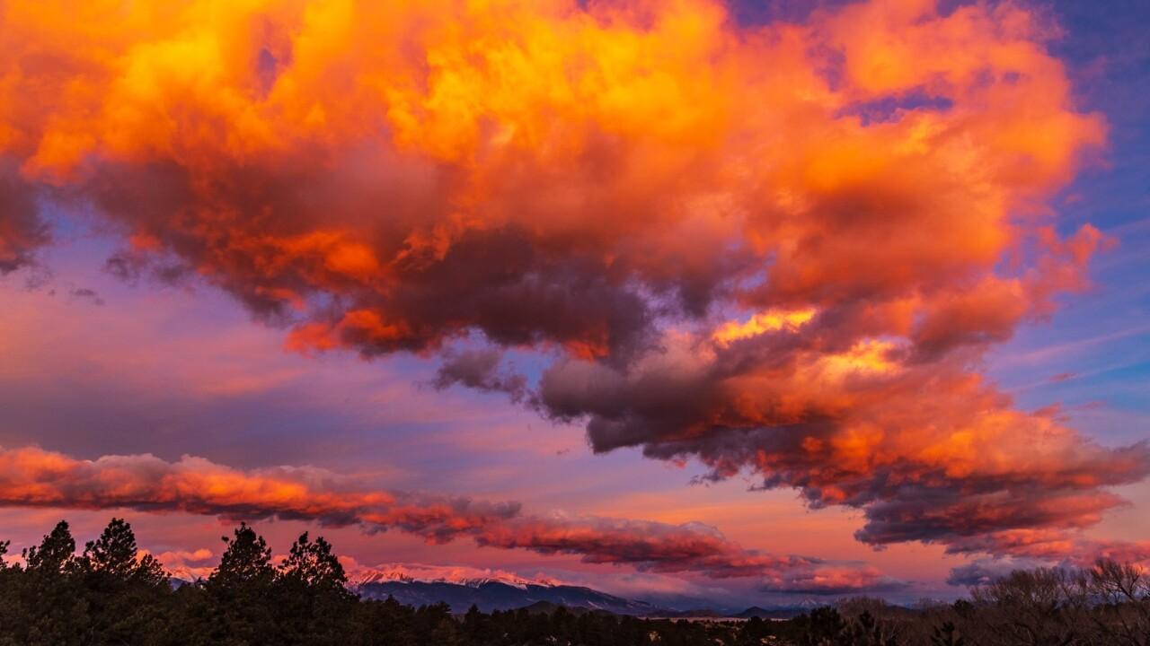Steve Shugart Westcliffe Sunrise