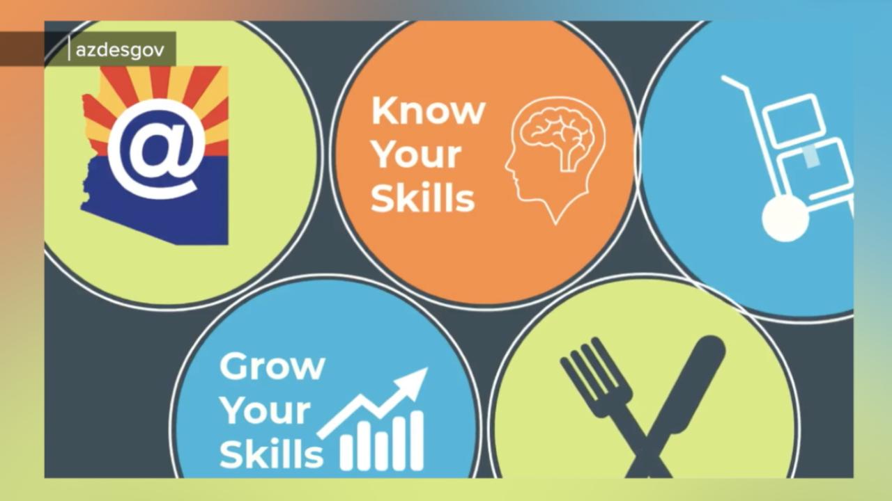 KNXV Arizona@Work Virtual Employment Academy