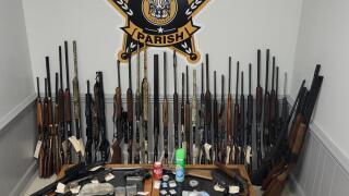 guns recovered ville platte.jpg