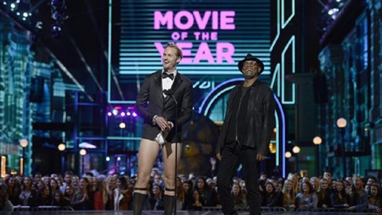 'The Force Awakens' wins big at MTV Movie Awards
