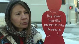 Vigil for missing indigenous women