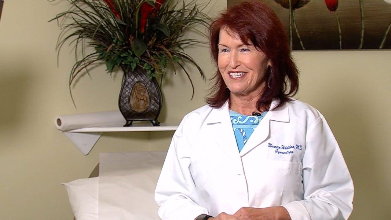 Dr. Maureen Whelihan discusses her monoclonal antibody treatment