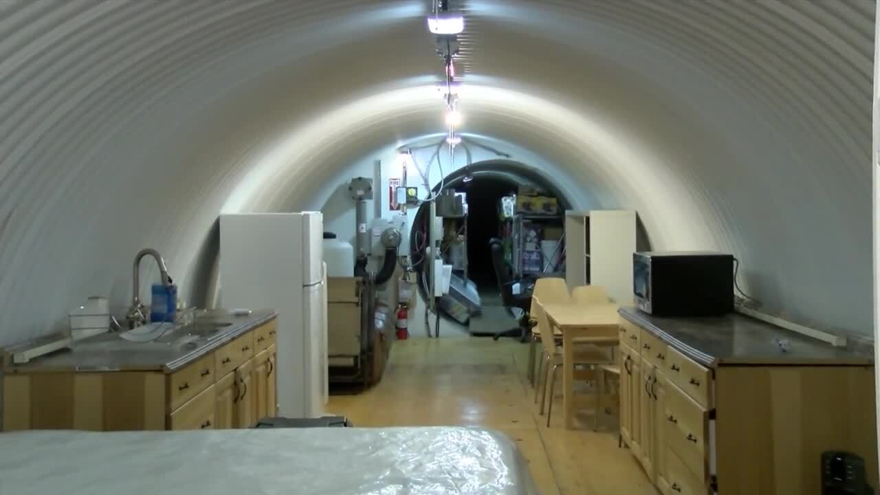 doomsday bunkers for sale near me