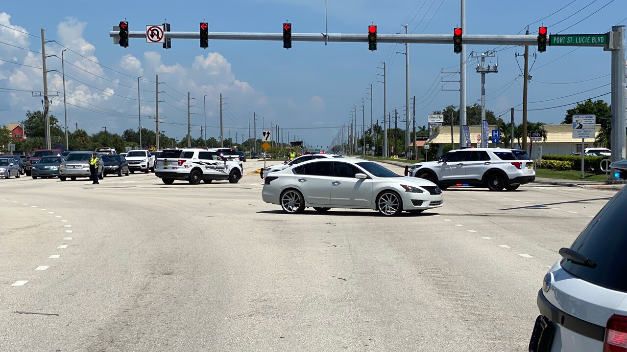 99 Year Old Man Riding Scooter Hit And Killed In Port St Lucie
