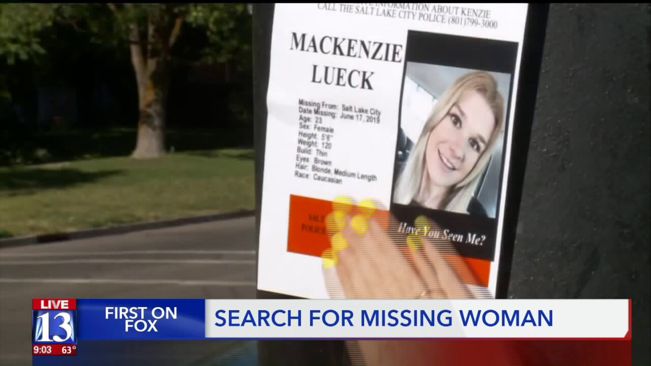 University of Utah student reported missing since Monday