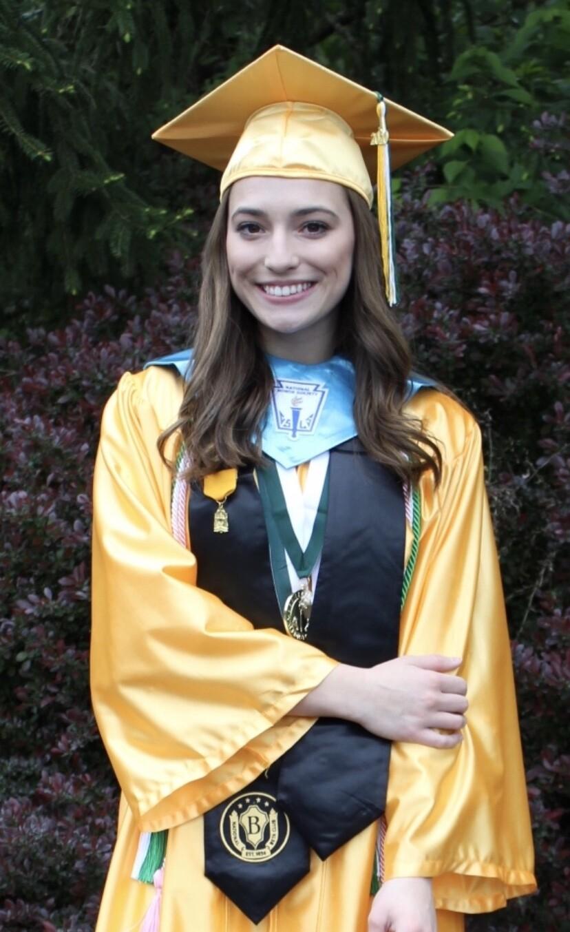 Anna Shupert, West Union High School