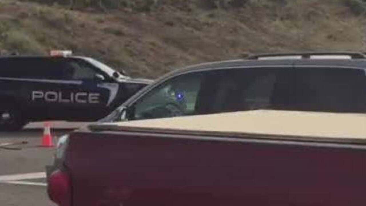 ACSO: Van may have caused fatal motorcycle crash