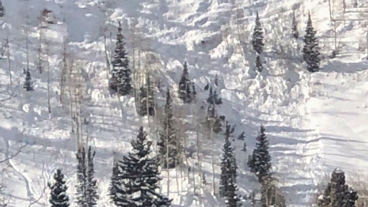 Thanksgiving storm will create dangerous avalanche conditions, forecasters say