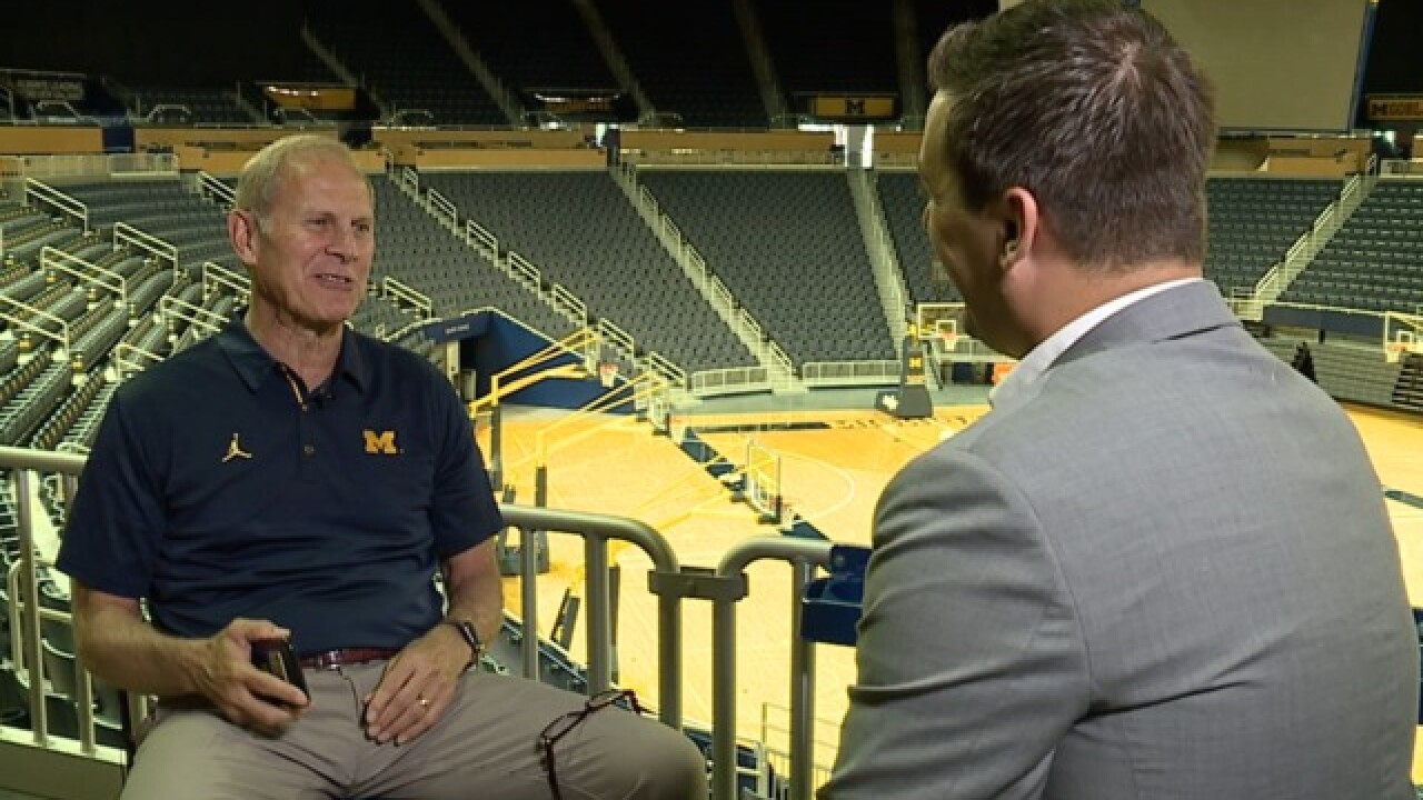 One-on-one with John Beilein: the Pistons job, proving people wrong, and staying hungry