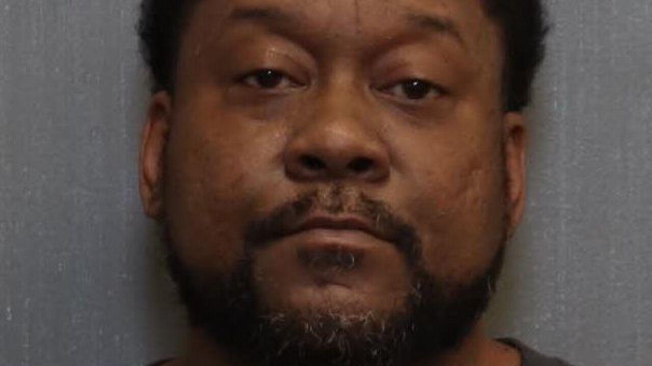 Calvin Atchison II police mugshot