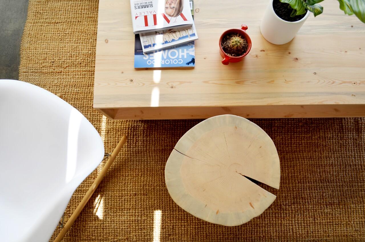 Beetle-kill trees used for furniture_The Azure Furniture Company 1