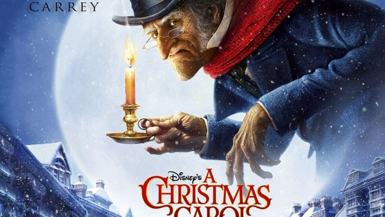 Jim Carrey Christmas Carol.Movies In The Moonlight Gets Into The Spirit With A