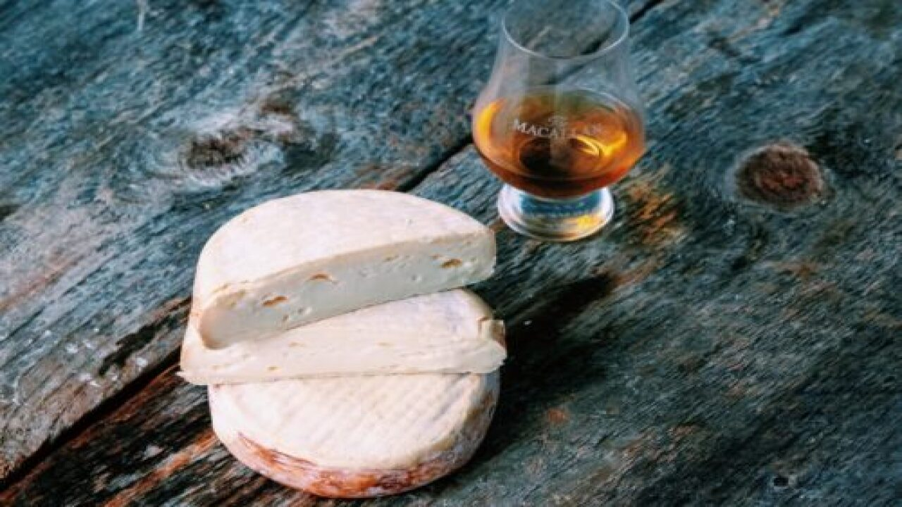 You Can Now Buy Whisky Cheese