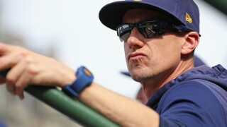 Craig Counsell is mad