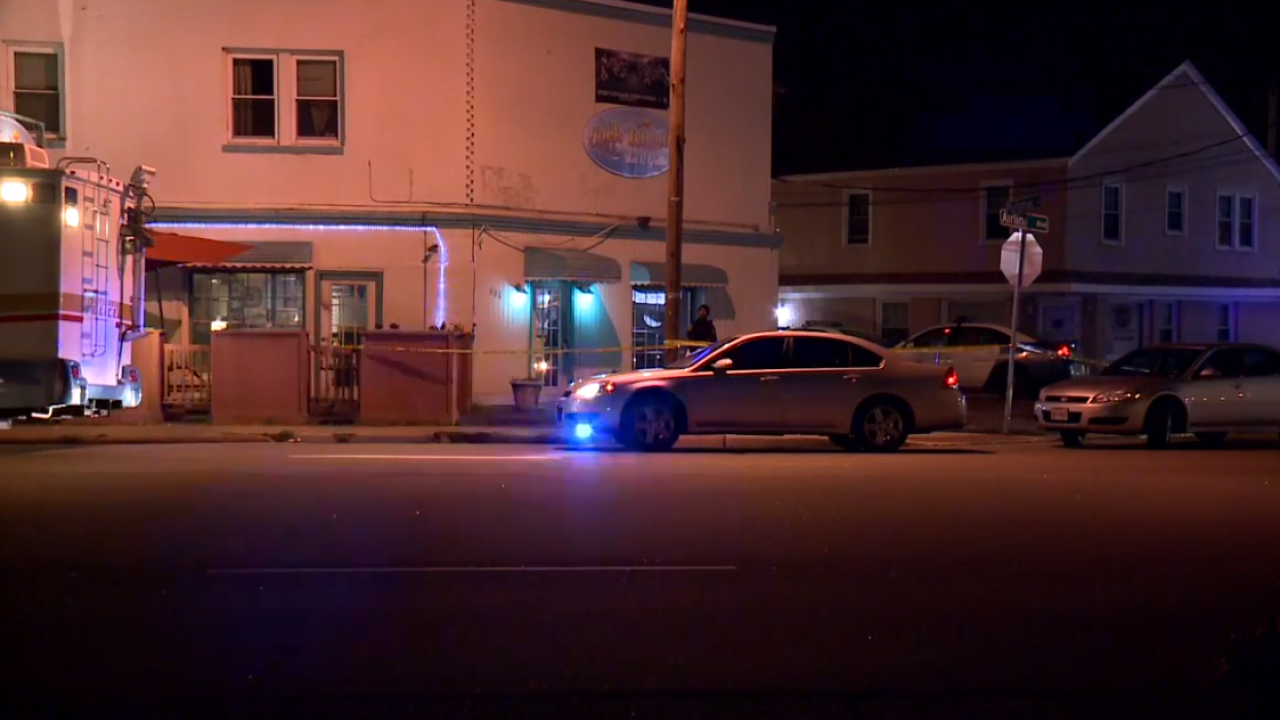 Man arrested after Portsmouth bar shooting leaves one man dead