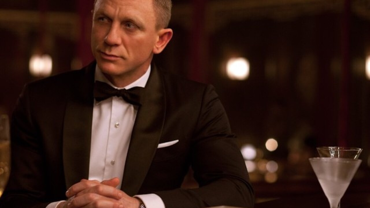 FIRST LOOK: Daniel Craig returns as James Bond in upcoming film 'No Time To Die'