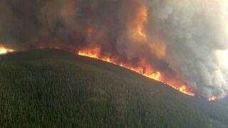 Woods Creek Fire