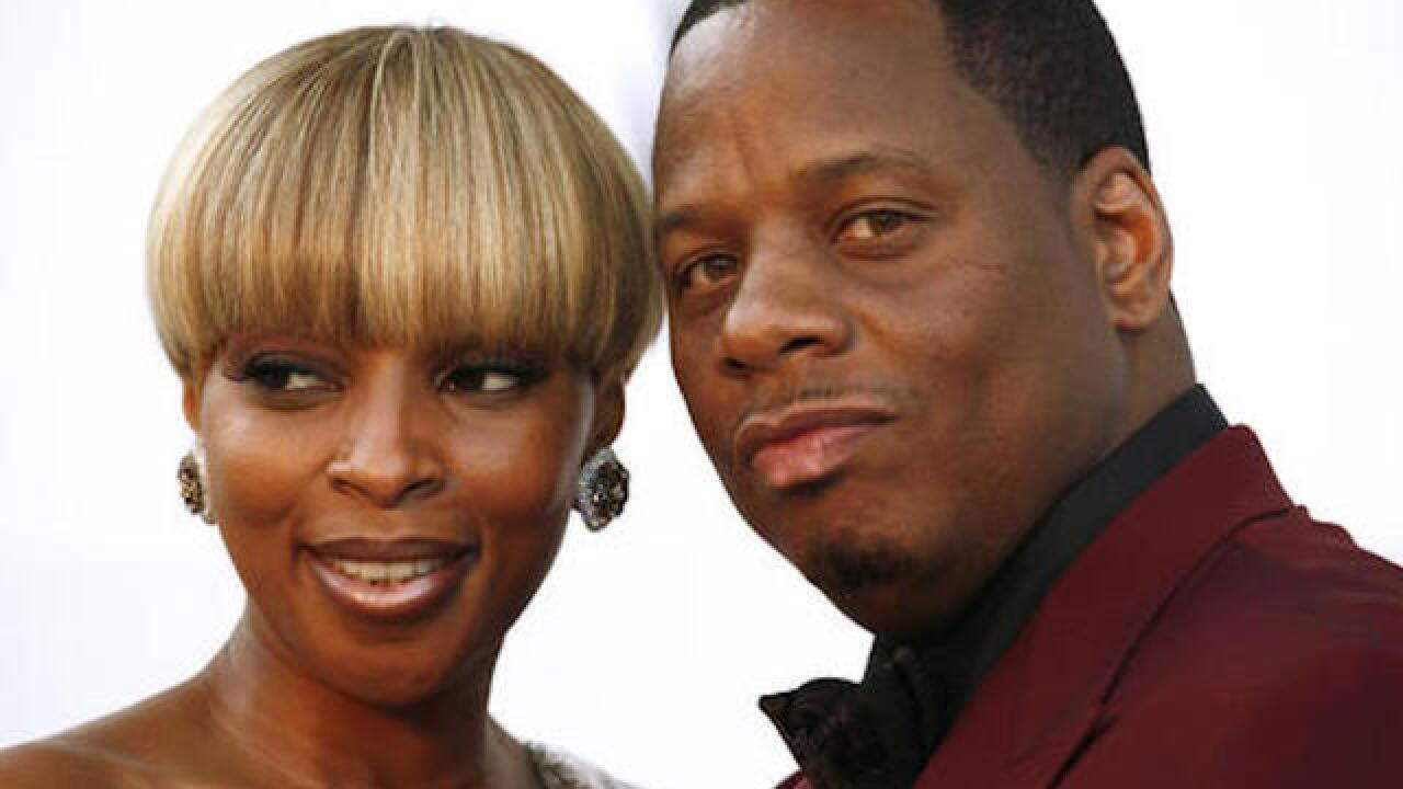 Mary J. Blige files for divorce from Kendu Isaacs