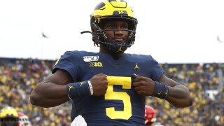 Michigan's Josh Gattis calls Joe Milton 'special talent'