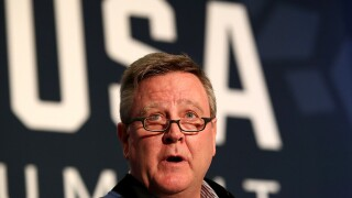 CEO of US Olympic Committee, Scott Blackmun, resigns