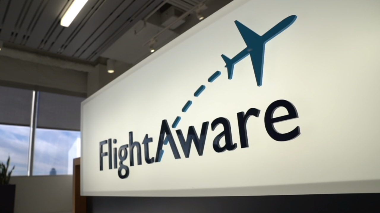FlightAware helps travelers track their trips
