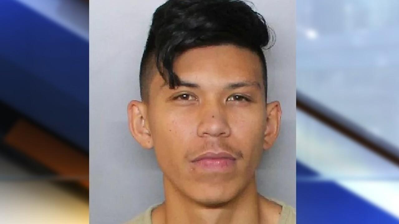 Arrest for vehicle burglaries in Charlotte Co.